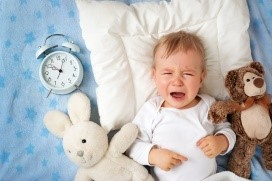 Getting Your Child to Bed (and staying there for the night!) – Discussion Group for Parents