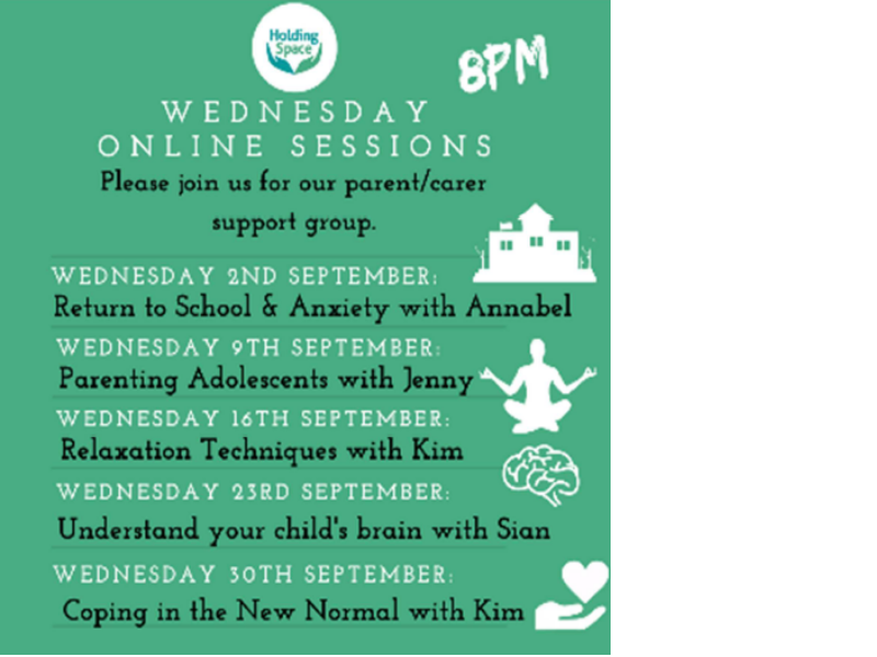 Community Online Support Group