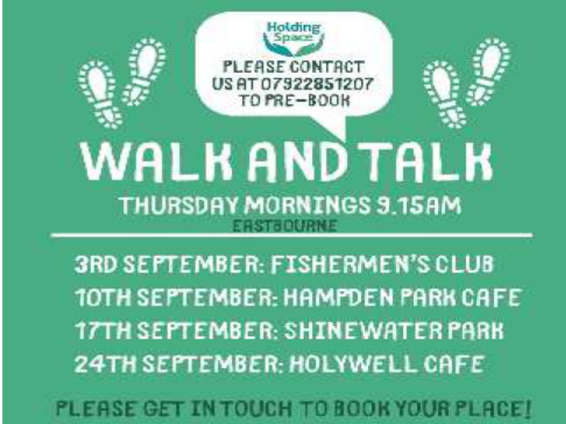 Walk and Talk for Parents & Carers