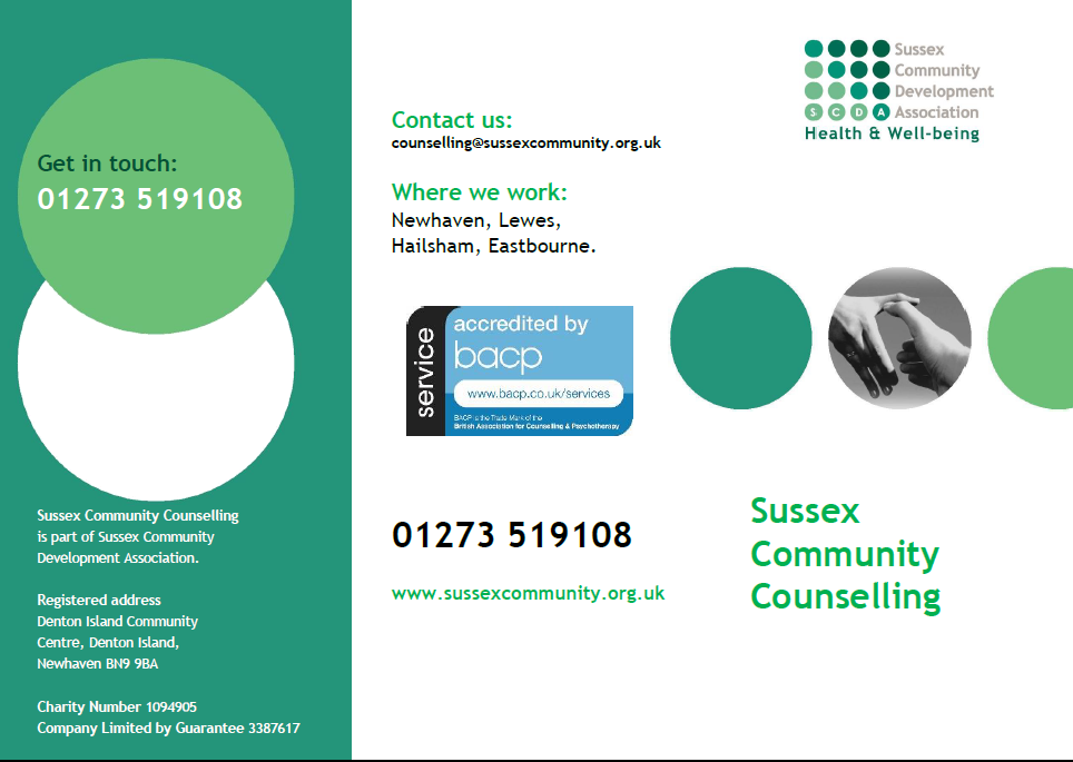 Sussex Community Counselling