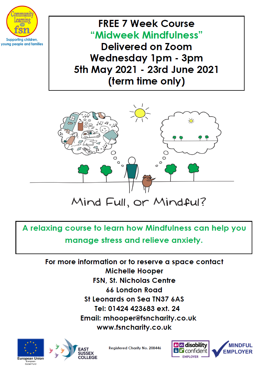 FSN – Mindweek Mindfulness