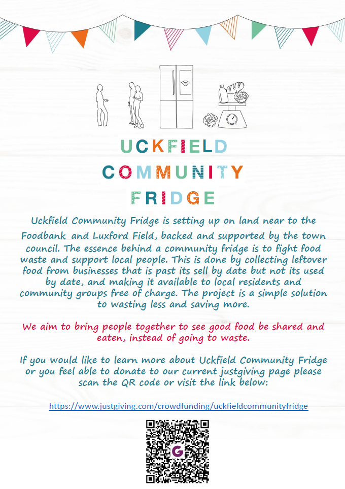 Uckfield Community Fridge